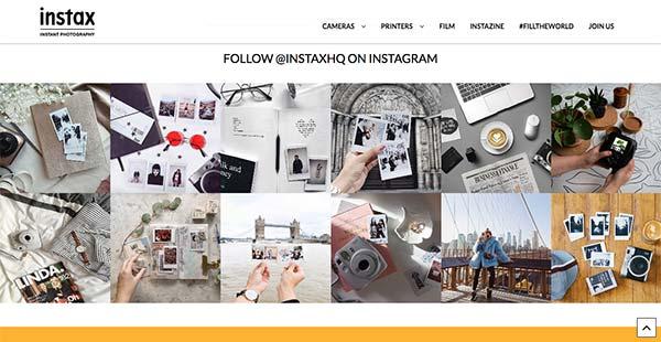 Enjoy Instagram for Instagram profile INSTAXHQ