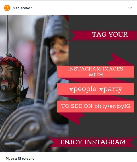 How to Increase your Followers Instagram - Contents