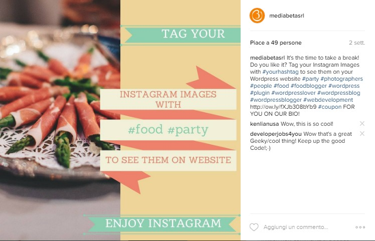 How to Increase your Followers Instagram - hashtags