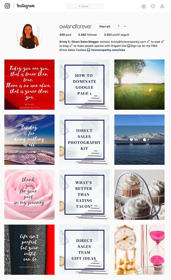 How to manage your Instagram photo grid: some simple secrets