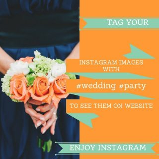 Tag your Instagram Images with #yourhashtag to see them on your Wordpress website #wedding #photographers #weddingplanner #love #weddingblogger #wordpress #plugin #wordpresslover #wordpressblog #wordpressblogger #webdevelopment #tagmb http://ow.ly/fXJb308bYb9 #coupon FOR YOU ON OUR BIO!