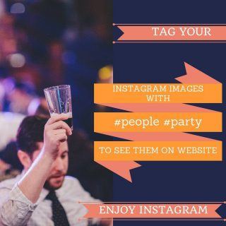 All the Best!!! Tag your Instagram Images with #yourhashtag to see them on your Wordpress website #party #photographers #people #love #partyblogger #wordpress #plugin #wordpresslover #wordpressblog #wordpressblogger #webdevelopment #tagmb http://ow.ly/fXJb308bYb9 #coupon FOR YOU ON OUR BIO!