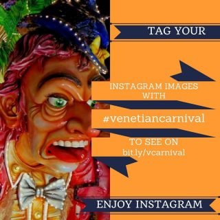 Are you ready for the carnival? Tag your Instagram Images with #venetiancarnival to see them on bit.ly/vcarnival Wordpress website #carnival #photographers #love #partyblogger #wordpress #wpplugin #wordpresslover #wordpressblog #wordpressblogger #webdevelopment #tagmb . . . . Visit OUR BIO! A coupon is waiting for you!