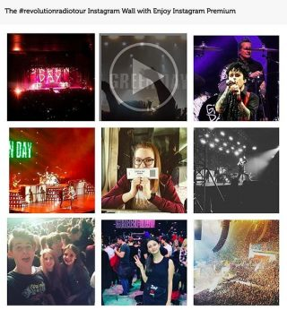 Tag your Instagram Images with #yourhashtag to see them on your Wordpress website #revolutionradiotour #greenday #rock #show #love #musicblogger #wordpress #plugin #wordpresslover #wordpressblog #wordpressblogger #webdevelopment http://ow.ly/fXJb308bYb9 #coupon FOR YOU ON OUR BIO!